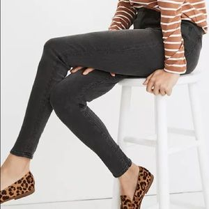 """Madewell 9"""" Roadtripper Supersoft Jeans in Ashmont"""
